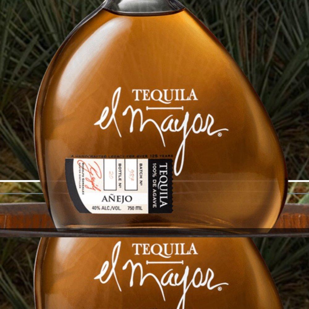 El Mayor Tequila Anejo -