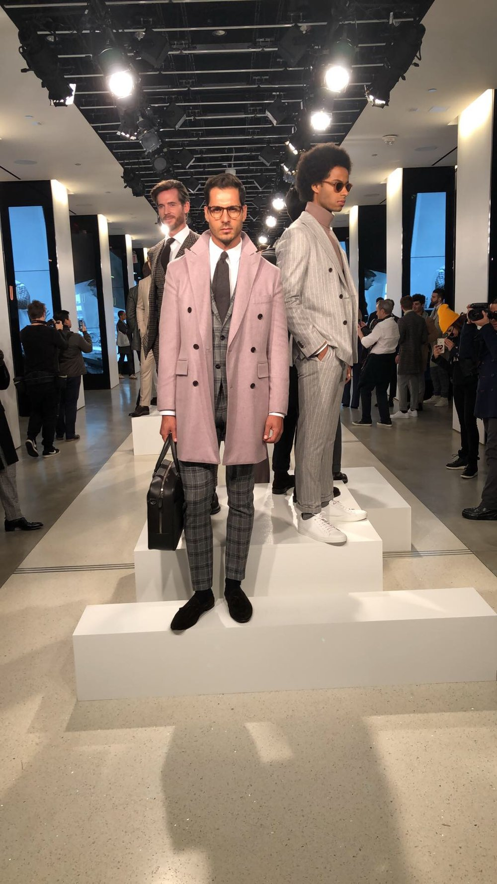 SuitSupply FW 18