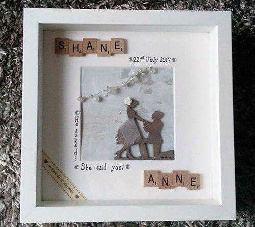 Engagement Frame — Forever Perfect Frames