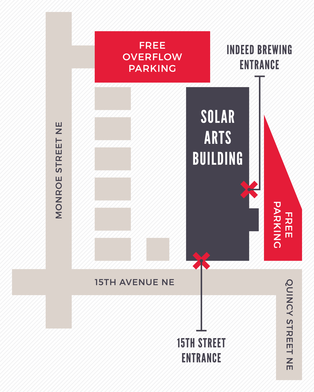 Solar-Arts-Building-Parking-Map