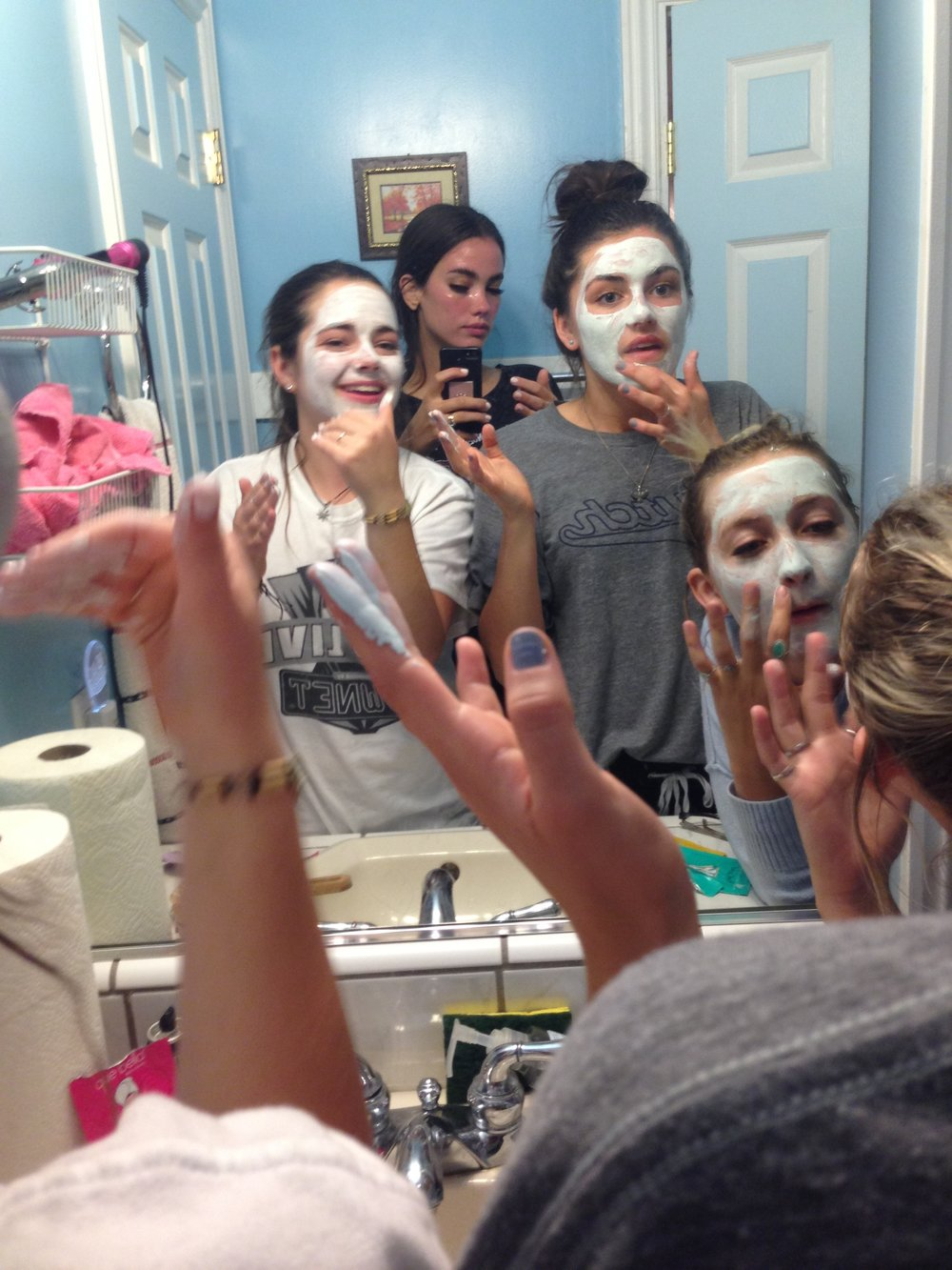 Late Night Face Masks.