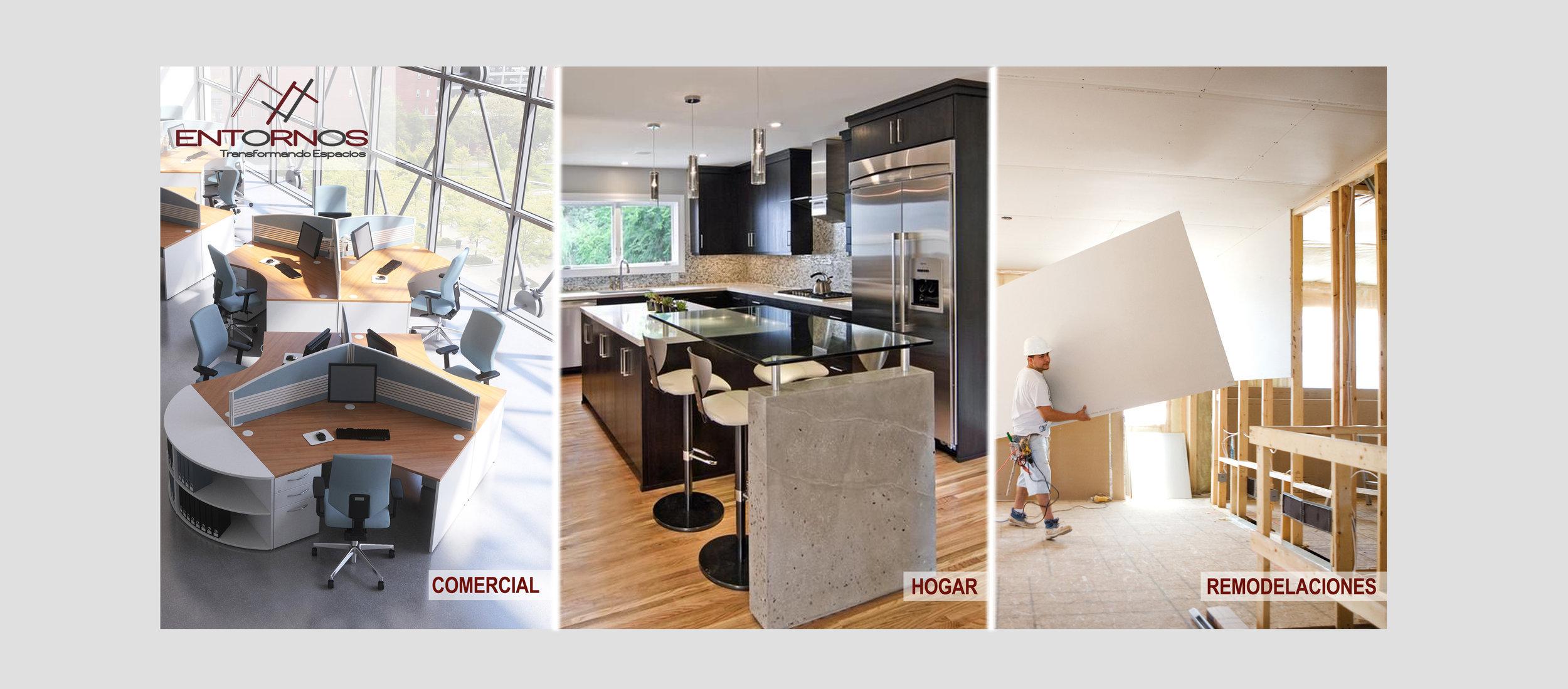 Entornos | Fabricantes de Muebles de Cocina, Baño, Oficina | Escazu ...