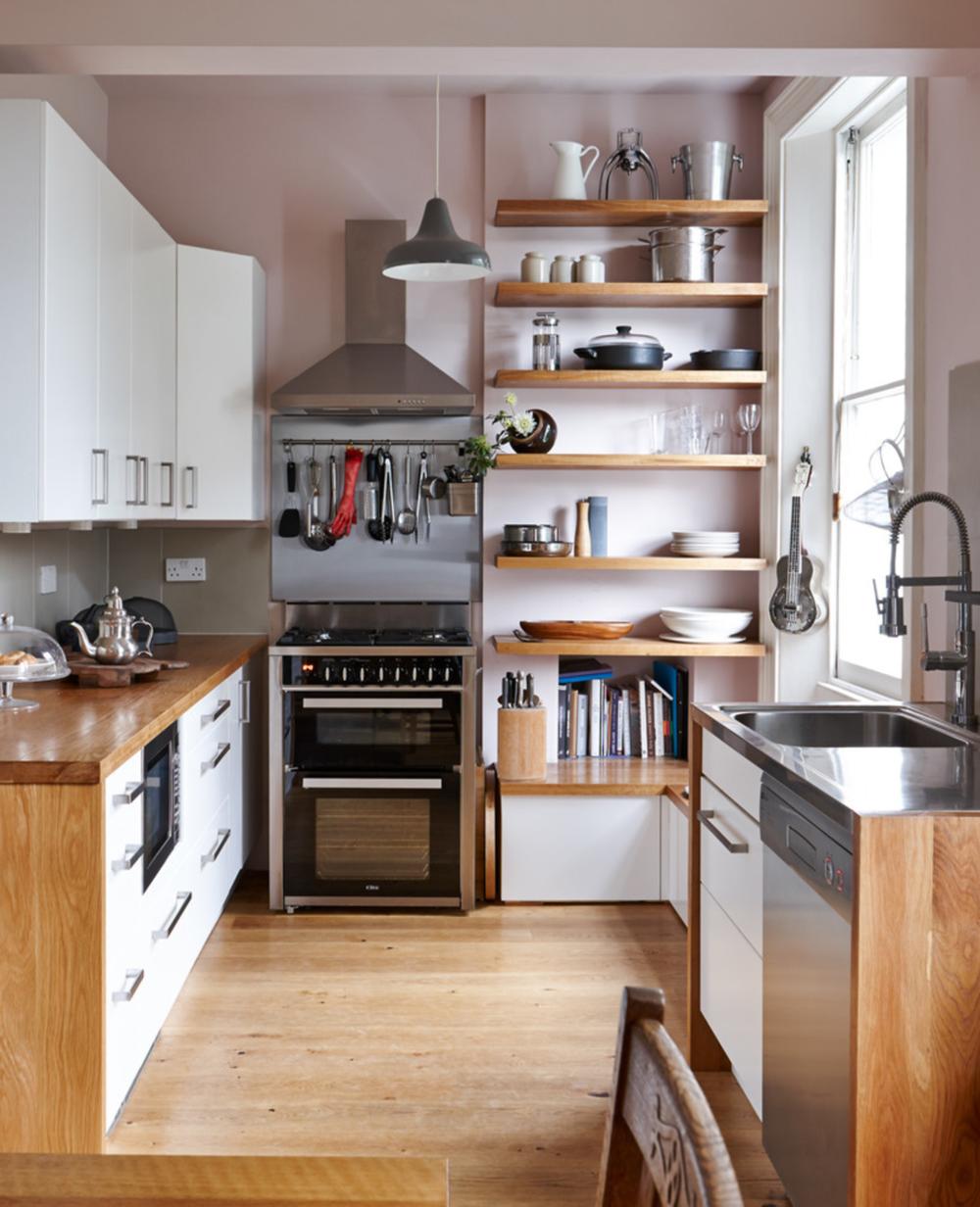 Cocinas pequeñas que cumplirían todas tus expectativas   Entornos ...