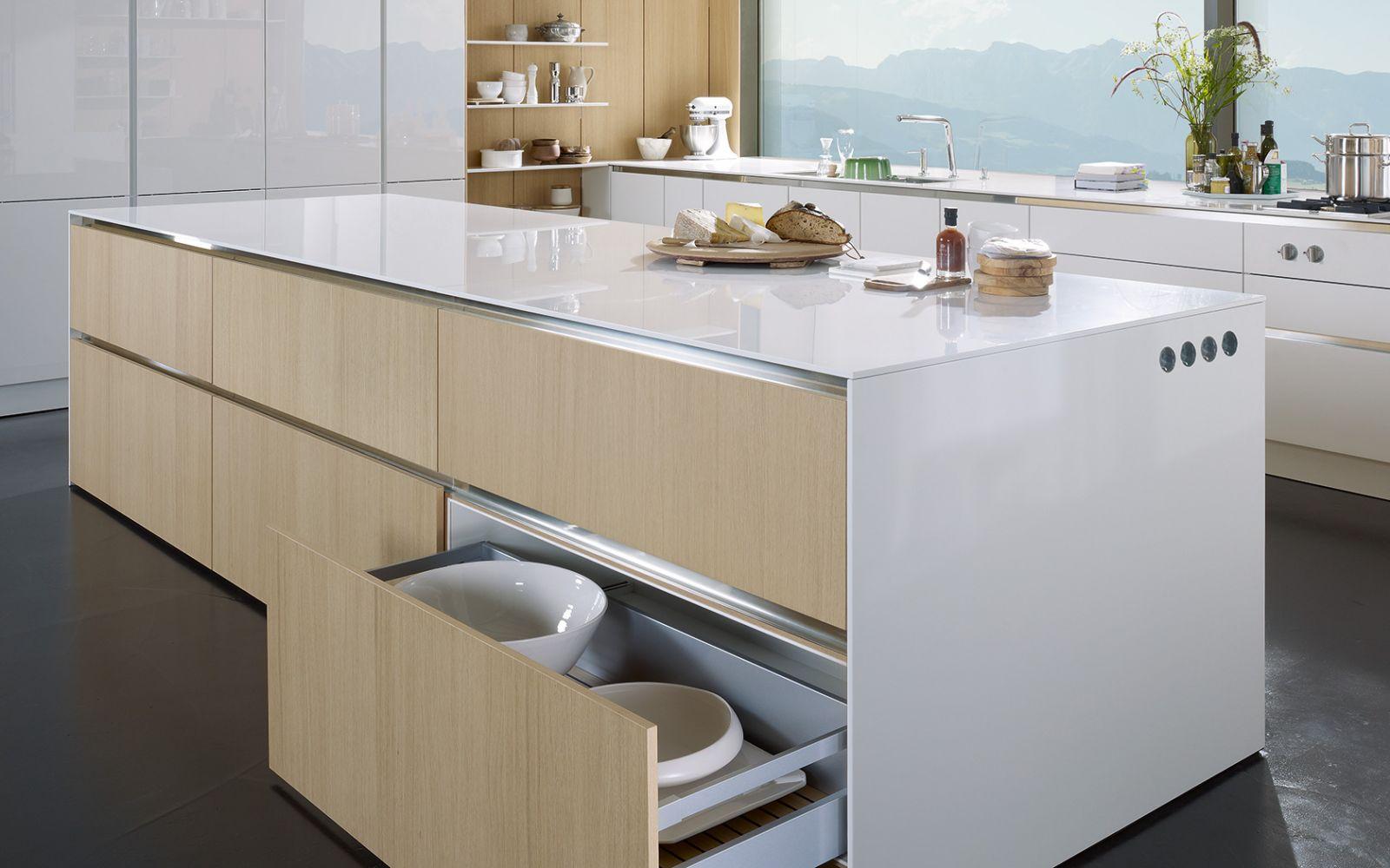 Elige la apertura más adecuada en tus Muebles de Cocina | Entornos ...