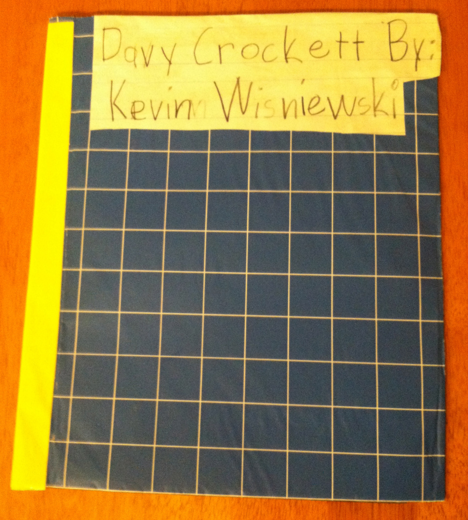 Davy Crockett, 1987