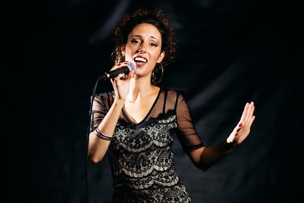 Jo Rotunno vocalist singer