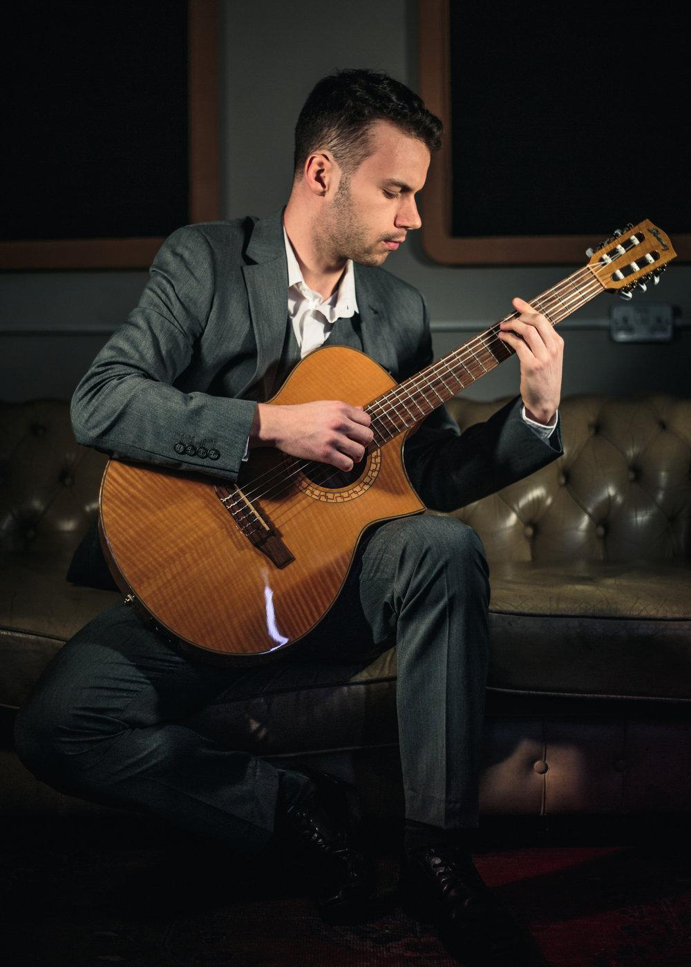 J. Charles Guitar