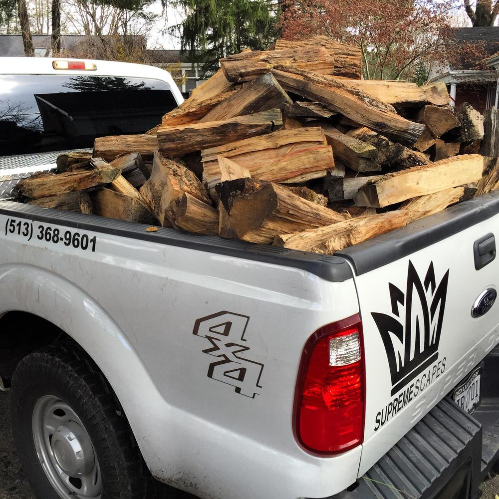 cincinnati firewood delivery