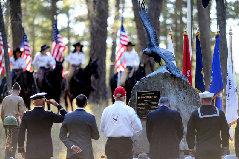 Benghazi Memorial 9/11 ceremony in Bigfork Montana. This was the second year for the event and this year featured a former member of the CIA and founder of the organization DeliverFund, which is a group of former special forces operators now dedicated to rescuing victims of sex trafficking.