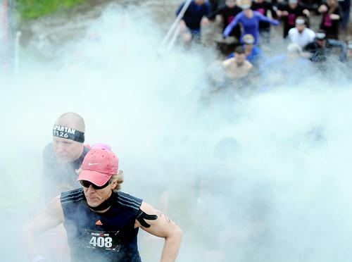 Montana Spartan Sprint Race 2014