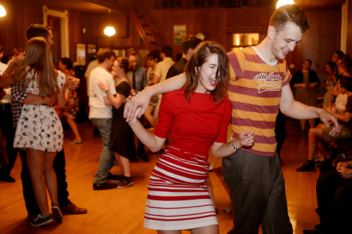 This Week in the Flathead: Swing Dancing Style