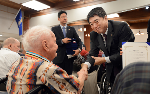 Acknowledging Veterans of the Korean War
