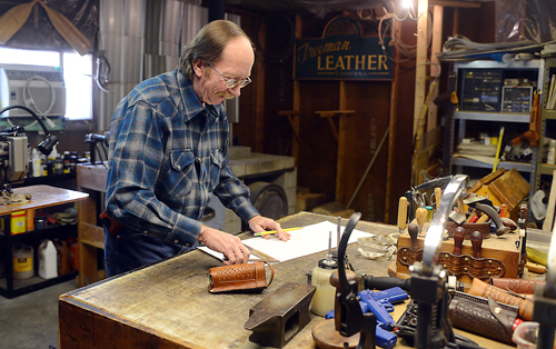 Montana Life: Freeman Leather