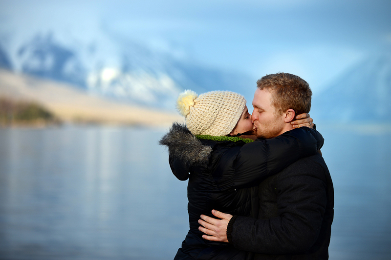 A surprise engagement in Glacier National Park. I have seldom had as much fun planning a photo shoot as I did this one. He was SO excited and so thoughtful and yet so open to ideas and suggestions. We had fun...