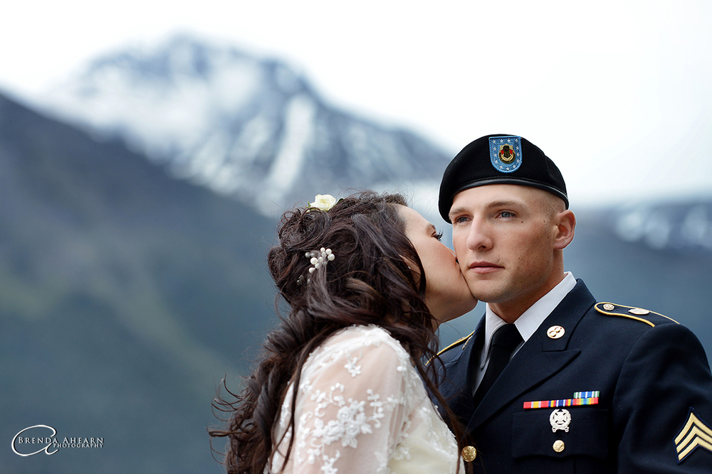 Lake McDonald, Glacier National Park wedding