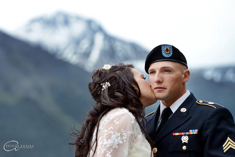 Lake McDonald, Glacier National Park wedding