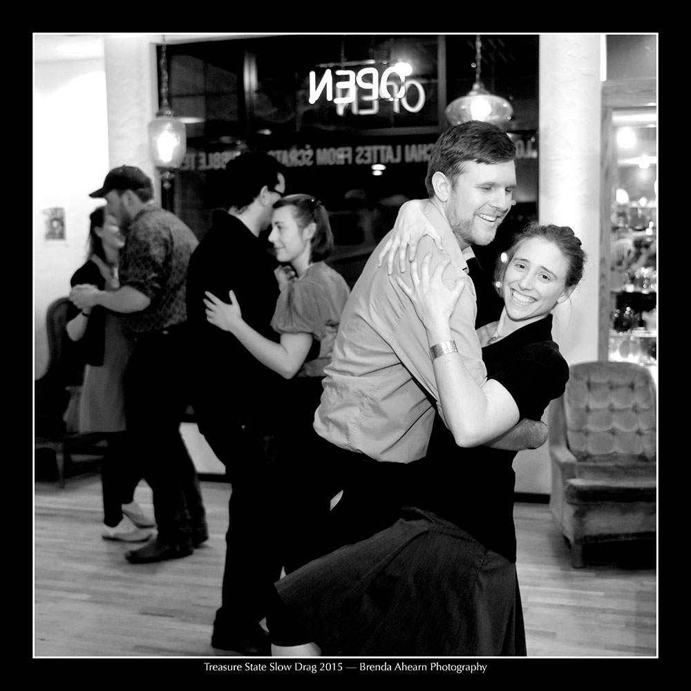 swing dancing in Bozeman