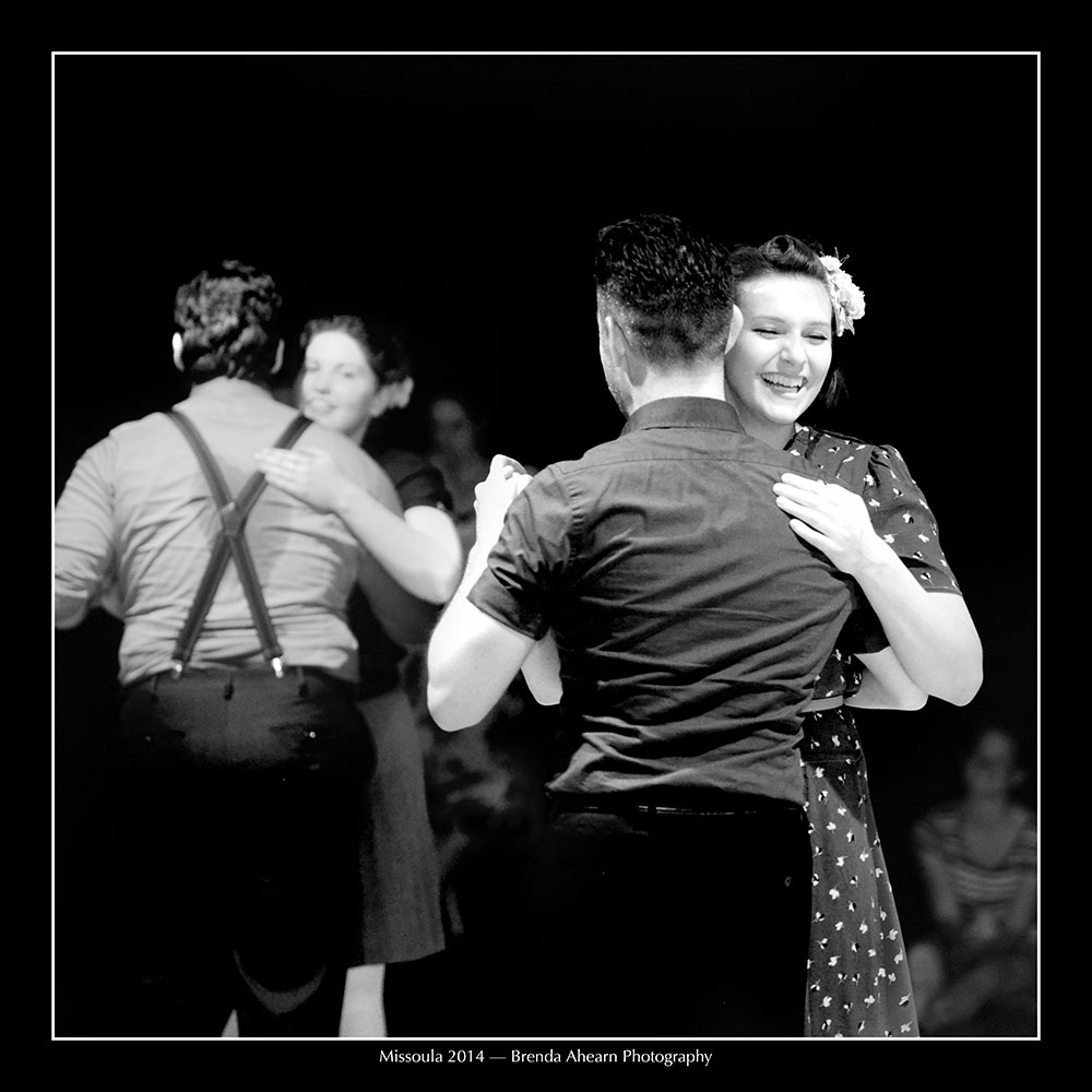swing dancing in Missoula