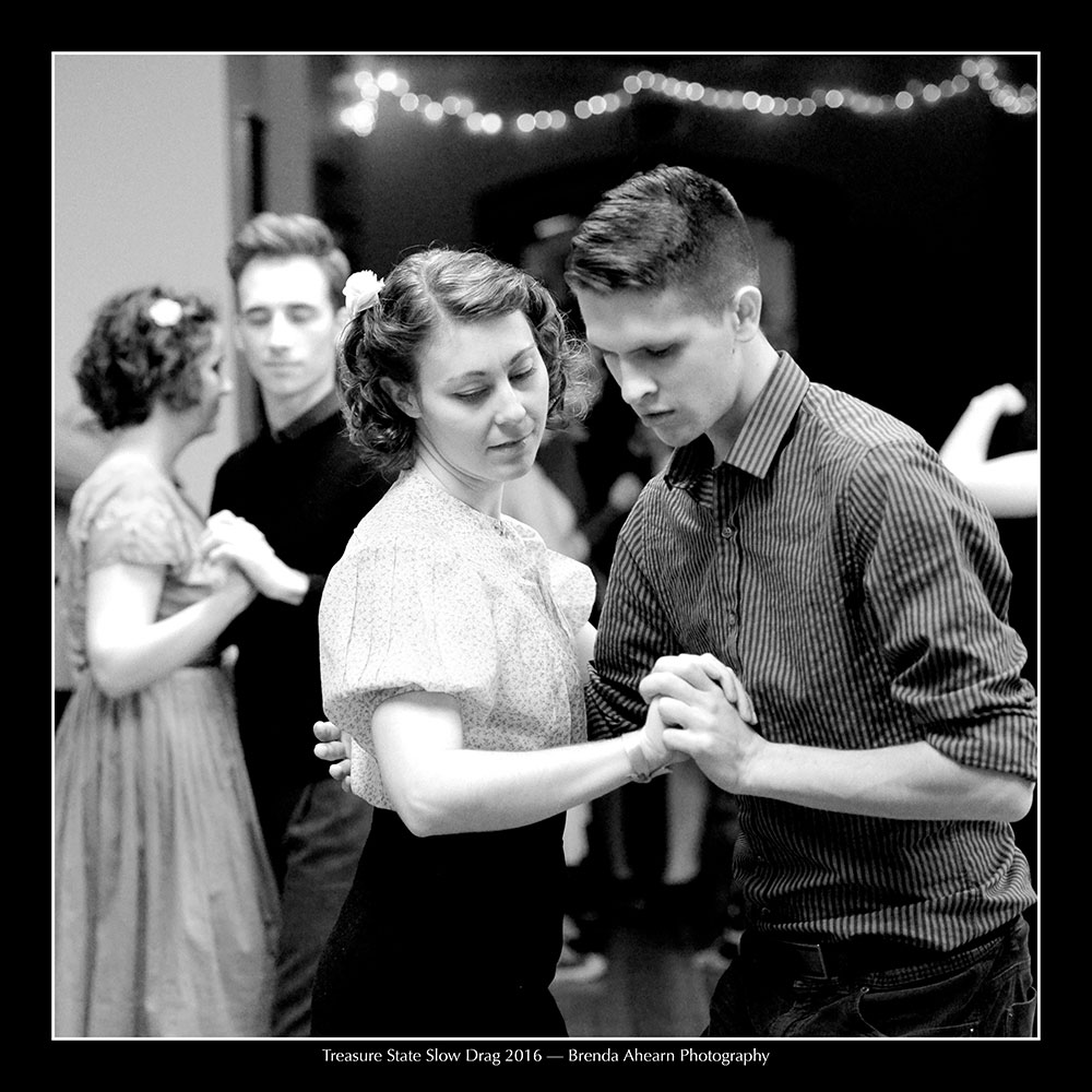 swing dancing in Bozeman
