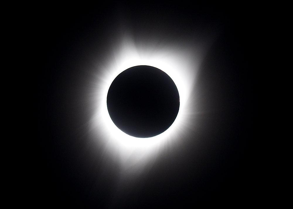 Roberts, Idaho witnessed 2m16s of totality on Monday, August 21.