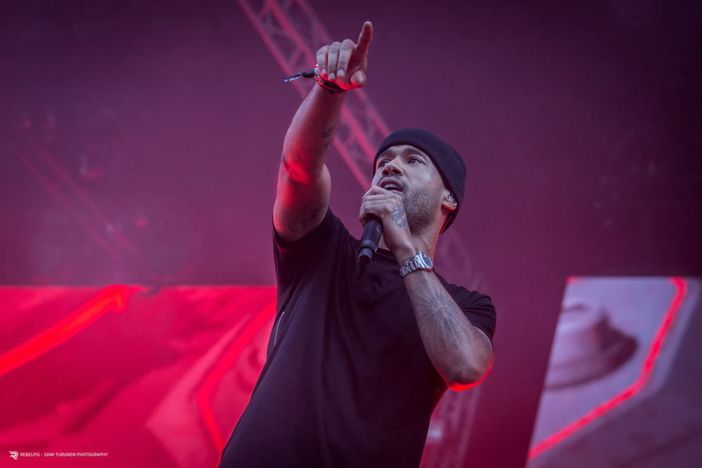 REBELPIX - Sami Turunen Photography / Mr. Probz @ Weekend Festival, Helsinki