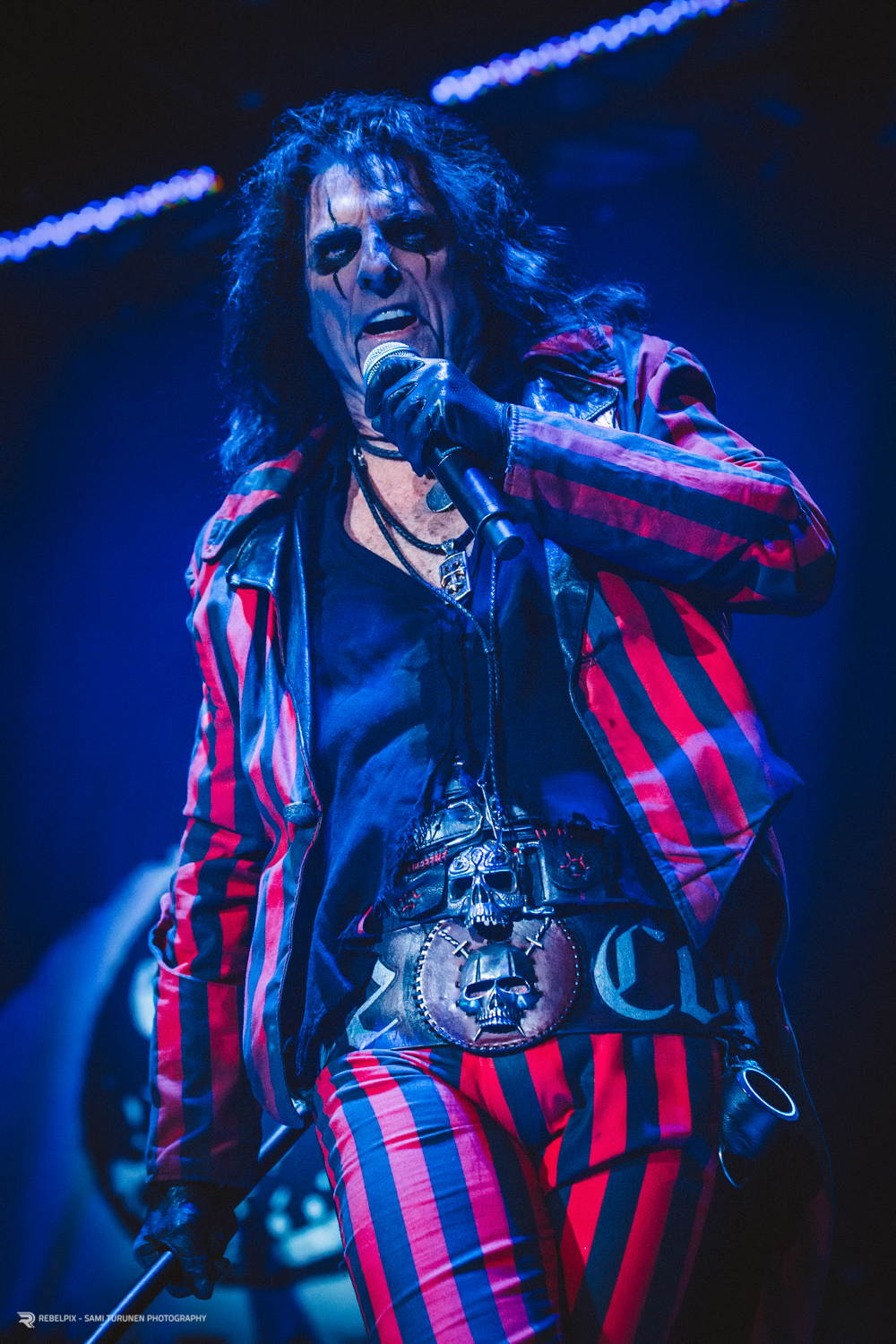 REBELPIX - Sami Turunen Photography / Alice Cooper