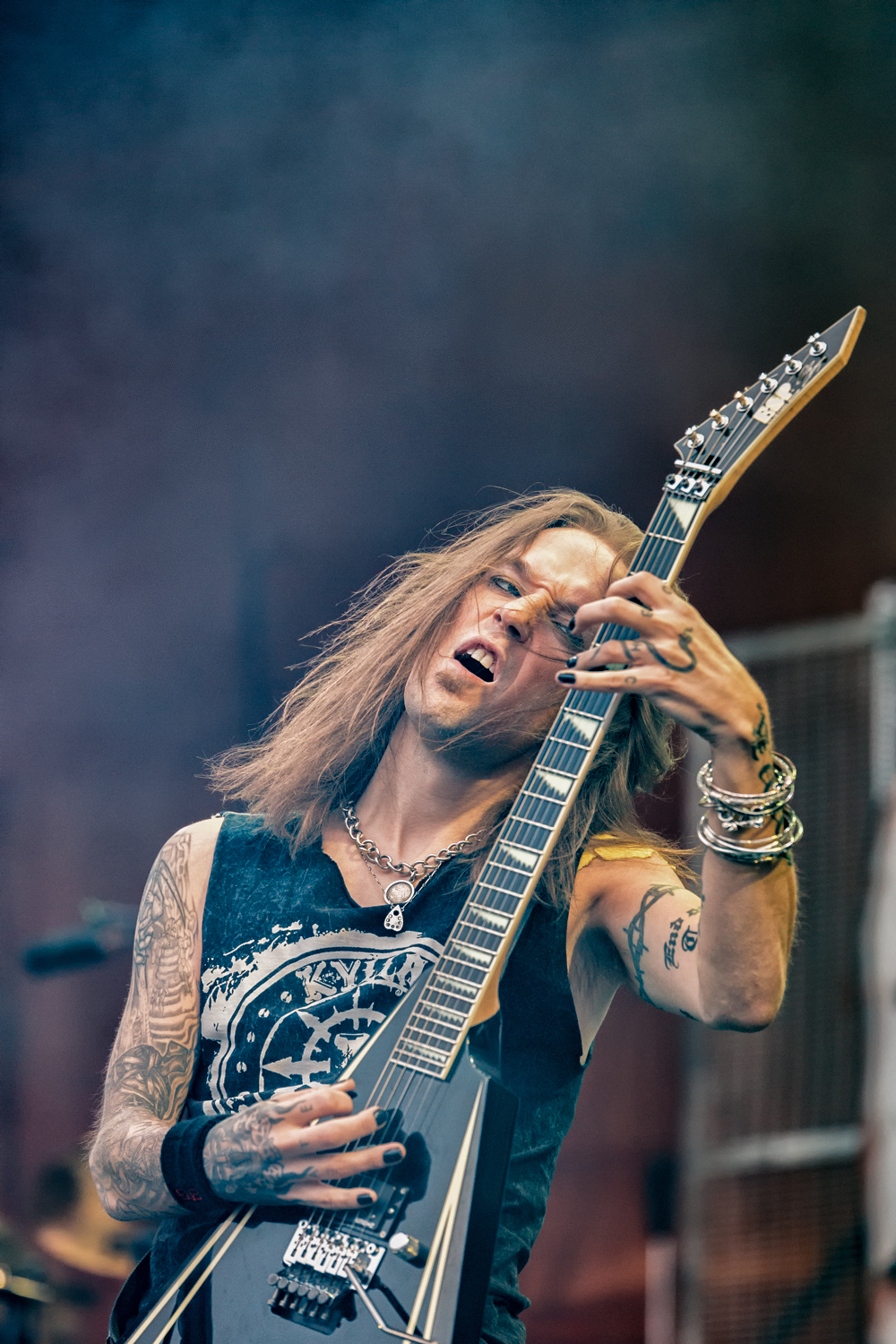 REBELPIX - Sami Turunen Photography / Children Of Bodom @ Tuska Festival, Helsinki