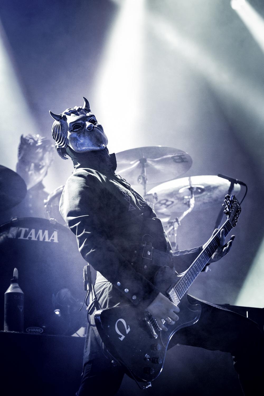 REBELPIX - Sami Turunen Photography / Ghost @ Helsingin Jäähalli, Helsinki