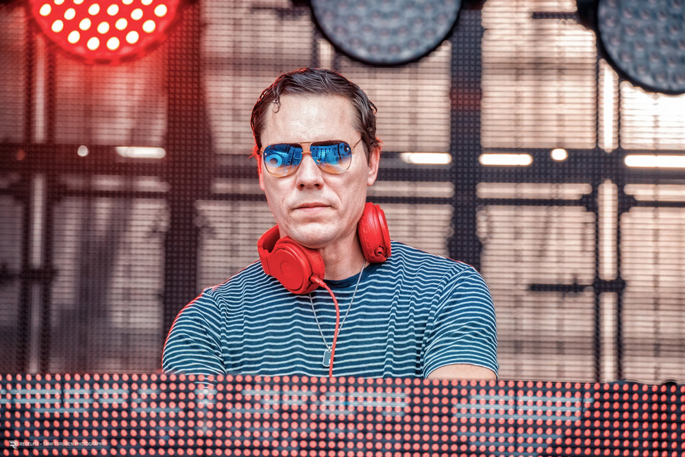 REBELPIX - Sami Turunen Photography / Tiesto @ Weekend Festival, Helsinki