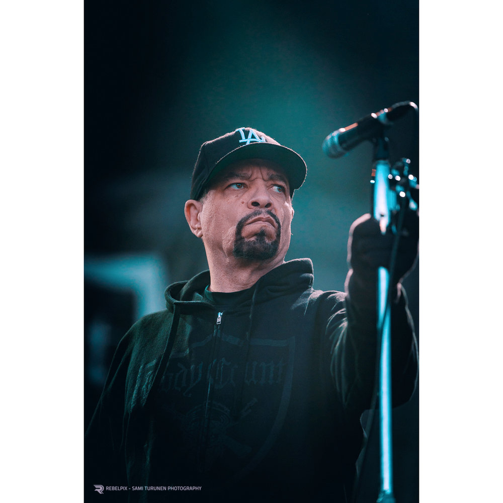 REBELPIX - Sami Turunen Photography / Body Count (Ice-T) @ Tuska Festival, Suvilahti, Helsinki