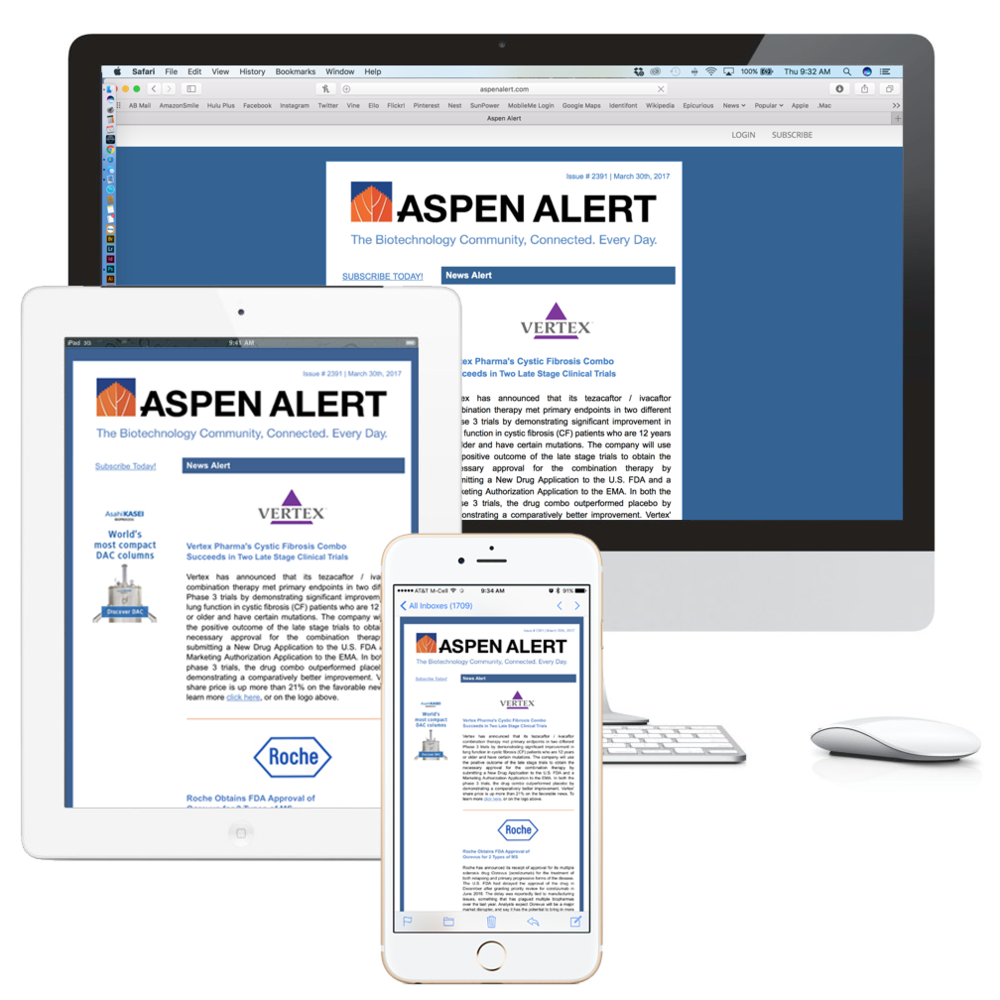 Read  Aspen Alert  on your smartphone, tablet or desktop.