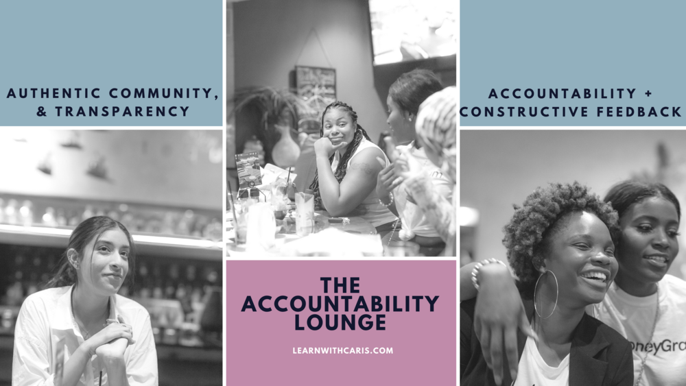 female entrepreneurs business accountability group