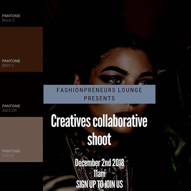 @Regrann from @dfashionpreneurs - CALLING ALL FASHION AND BEAUTY CREATIVES!!! Let's collaborate!!! 💃🏾💃🏾💃🏾 We're putting together a shoot in December allowing all fashion and beauty creatives to put their products and services together to creative to showcase everyone's abilities! And we'd love for you to join us! If you're interested in being a part of this collaboration, click link in bio to sign up so we know you're going us!! Can't wait to see and connect all of you!! 😬 If you're not in Dallas or can't make it, you can send your products to be incorporated into the shoot (if it makes sense) and we'll return it when done! Link in @dfashionpreneurs bio!! 😊🙌🏾