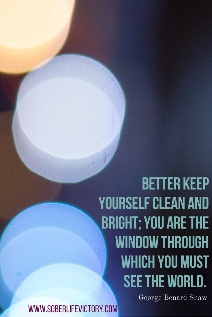 Quote you are the window