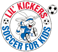 Utah lil' kickers kids indoor soccer logo