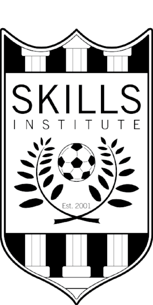 Skills Institute logo soccer players clinics