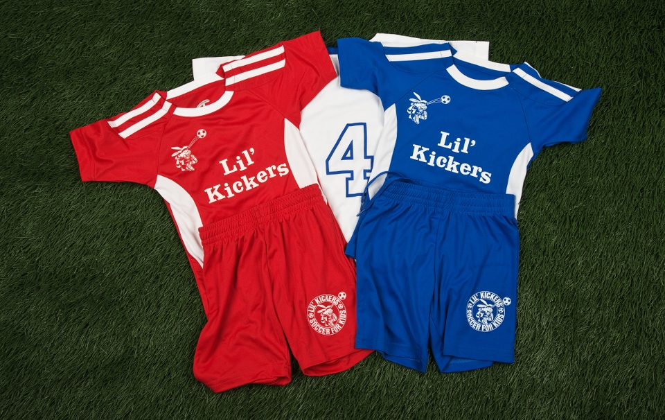 Lil' Kickers Uniform Fee - $25 (charged annually)