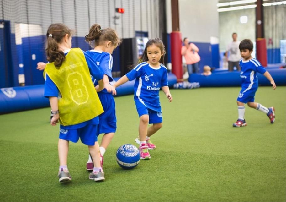 lil kickers kids soccer team