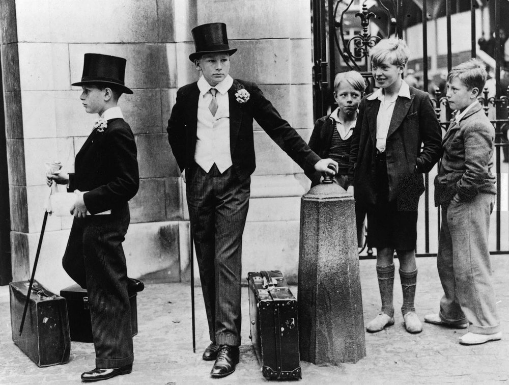 Toffs and Toughs, Jimmy Sime (1937)