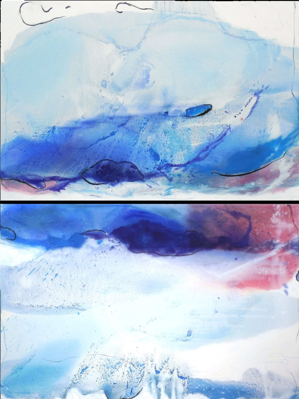 Sea Dream I, II