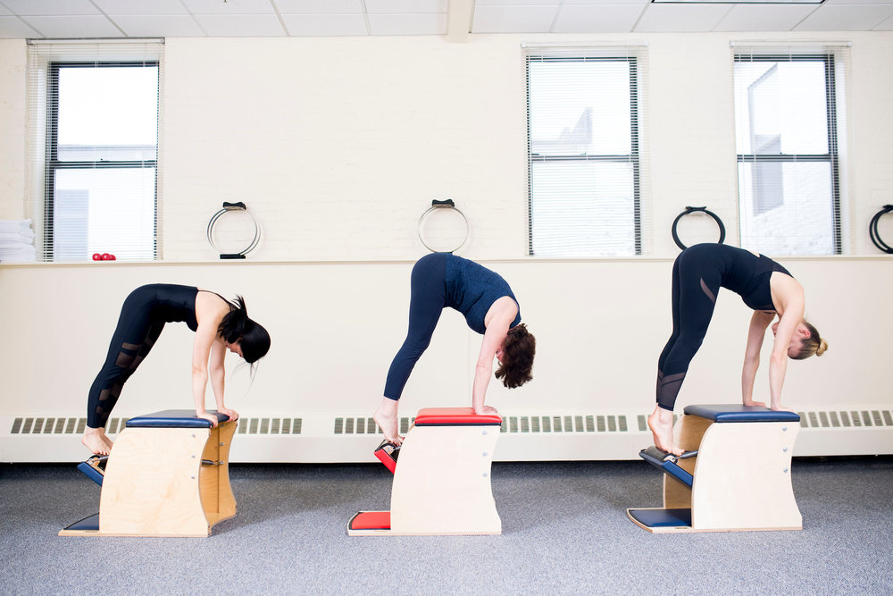 Wunda Chair at True Pilates Boston