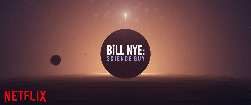 Bill Nye hits streaming - Our work on the Bill Nye: Science Guy documentary is now available for Netflix and chilling.View project
