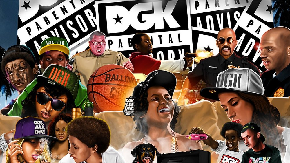 DGK - Parental Advisory