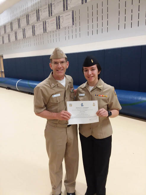Cadets advanced to the next rank after passing their respective advancement exams and/or oral boards