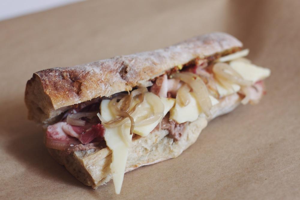 Secret Sandwich