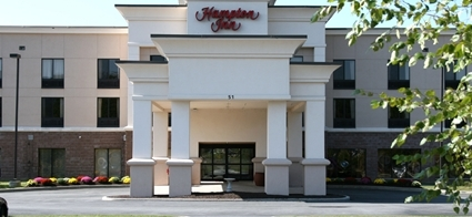 HAMPTON INN     RATES $149+      BOOK YOUR RESERVATION