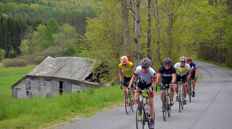 The Tour de Battenkill, photo by David Kraus