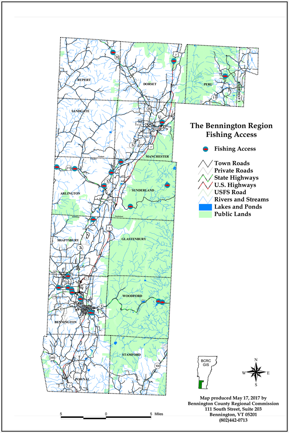 Regional | Fishing Access | DOWNLOAD