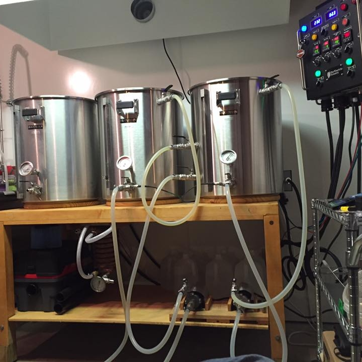 Hopstead Farm Brewery Dave Swertinski