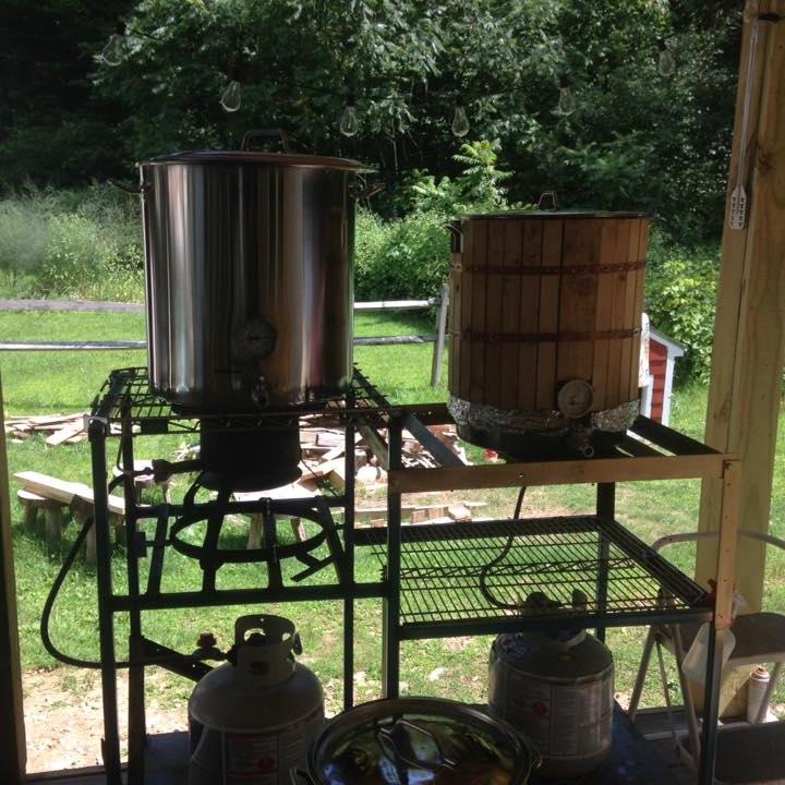 Harmon Hill Brewery Danielle and Aaron Longtin